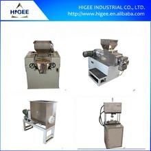 La máquina para la fabricación de jabón 150kg-hora