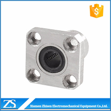 8mm Inner Diameter Square Flange Linear Motion Ball Bearing LMK8UU