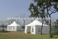 5x5m square Pagoda Tent for outdoor Camping or Party