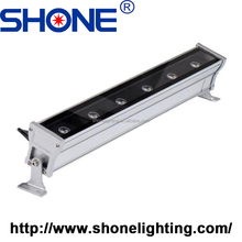 China supplier-CE,EMC,LVD,RoHS Certification glare shield 36W led project wall washer light
