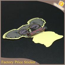Hot sales custom outdoor waterproof motor sticker design