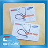 factory price contactless plastic card/ custom rfid contactless card