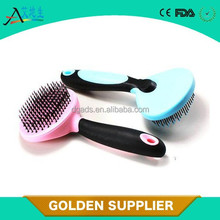 2015 pet product grooming/massage cleaning brush