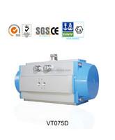 limit torque vacuum fittings distillers for pneumatic actuator