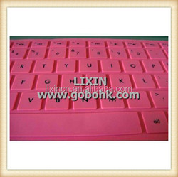 solid silicone keyboard cover produce machine auto air Release SGS/CE leading manufcturer