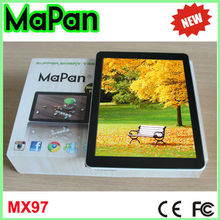 Best buy!!! MaPan 9.7 inch dual SIM card 3G phone call tablet PC android 4.4 OS