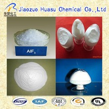 Chemical grade aluminium fluoride smelting salts/ energy saving salts alf3 for aluminum industry
