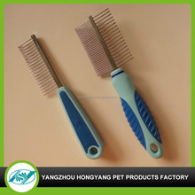 Pet / cat / dog combs and brushes / hair combs