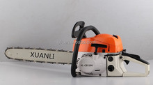 Good quality gasoline chainsaw wood cutting machine 5800/ 4500/5200/Chinese cheap saw chain/ CE approved STILL chainsaw