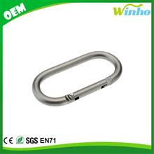 Winho Big Oval Shaped Aluminum Durable Carabiner