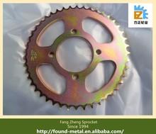 Wholesale Price Chain Sprocket for Suzuki Motorcycle