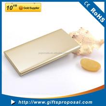 Mobile Power Bank - 5000 Mah Ultra-Thin Power Pack / Bank Usb /Power Bank External Battery