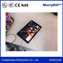 "Digital Signage Software Solution 10"" 15"" 17"" 18.5"" 21.5"" Inch LCD Android Wireless WIFI 3G Remote Advertising Display"