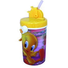 Wholesale Cartoon Drinking 3D Lenticular Plastic Bottle