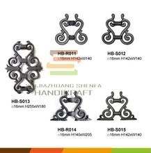 Wrought iron fence panels,cast iron fence ornaments