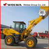 china wolwa brand 3T loader machine with CE certification for sale
