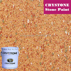 Crystone Natural Really Stone Effect Wall Paint