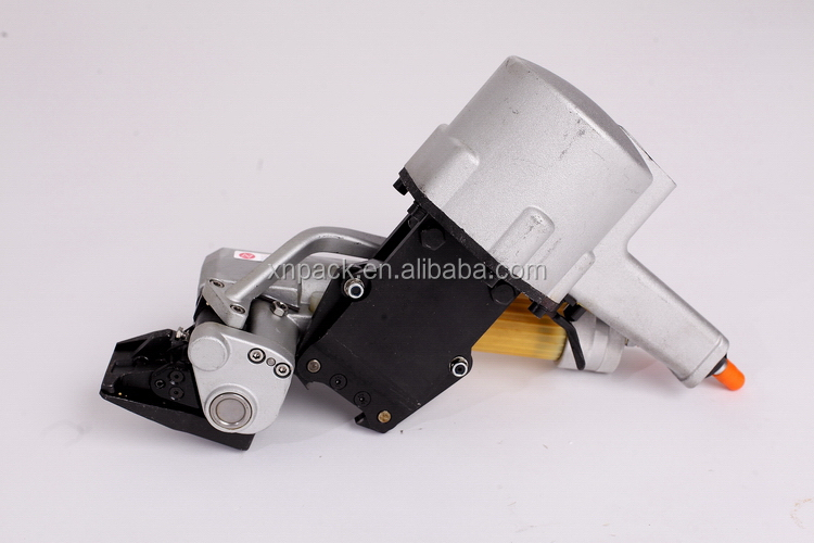 steel strapping tool pneumatic steel tensioner and sealer KTY 32(xjt)03