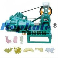 new generation 50kg animal shape,l toy shape corn, rice puffed snack extruding machine