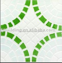Modelo de azulejo de suelo de cerámica de buena calidad 300 x 300 mm