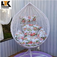 Antique Swing/Patio Swing Chair/Hanging Wicker Egg Chair