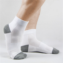 WSP-515 2015 HOT sale fashion summer gray toes and heel 100% cotton thinwomen socks