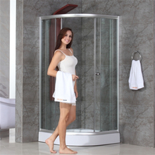 made in china enclosed cheap shower cabin with lowest price