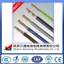 PVC Insulated Electrical wie/electric wire/electrical wire and cable