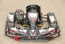 Real Product 270cc honda air cooling racing go kart