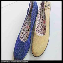 Gradually changing color womens fashion shoes latest design point stud rockstud high premium brand women shoe