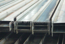 Structural steel h-beam SS400 with high quality