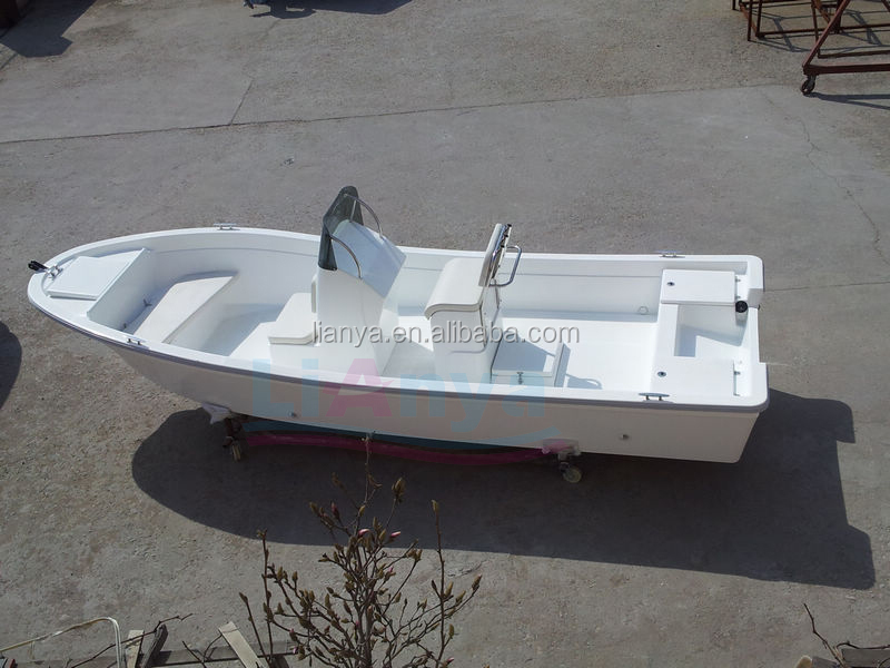 Liya china small commercial fishing boat for sale frp for Small fishing boats for sale