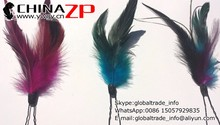 Fashionable hair Pin factory wholesale bulk Feather Bobby Pin Hair Accessory Set of Three
