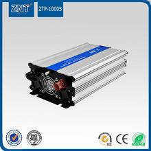 50hz to 60hz convert 1000w 110v/230v dc to ac 12vdc/24vdc/220vac/120vac solar power inverter