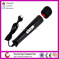 Powerful 15 Speeds Quiet Vibration EU ,UK, AU,USA Plug-in AC Power 110V-220V Magic Face Massager Products for Woman