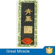 Traditional chinese calligraphy and painting ink stick, ink