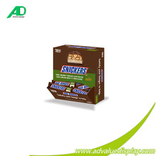 Factory cheap price chocolate counter case,retail counter display stands chocolate