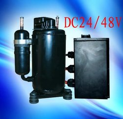 48volt air conditions brushless compressor For Cooling Fixed Telephone Exchanges mobile telecom tower cabins