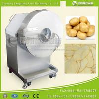 FC-582 potato crisp cutting machine, potato crisp cutter, industrial potato crisp cutter (skype: wulihuaflower)