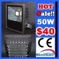 Factory supply IP65 waterproof 50w led flood light