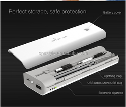 2015 Opustyle hot sales american electronic cigarette vape pen battery power bank 5200mAh in china