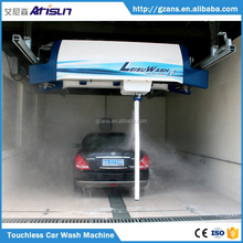 Reliable Performance & Reasonable Price Automatic Touchless Car Wash Machine