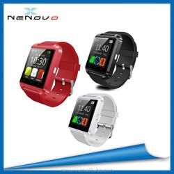 China Factory Price Wholesale Cheap Bluetooth U8 Smart Watch
