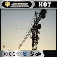 Top XCMG crane QTZ80 tower crane small lifting capacity 8 ton