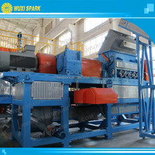 Best Price Waste Tire Recycling Machine for Scrap Rubber with Steel Wire Separated