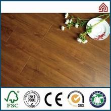 Chêne blanc T & G AB qualité trois couche parquet d'ingénierie
