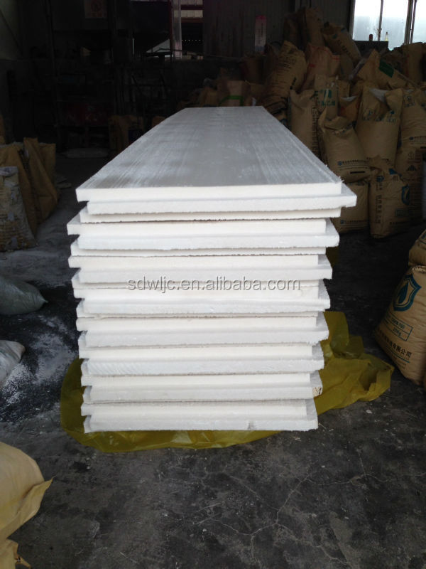 Extruded polystyrene xps foam board for for wall and for Concrete foam insulation