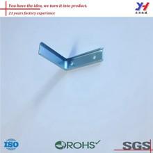 customize triangle corner reinforcing bracket/ table corner bracket/ iron corner bracket SGS Rohs ISO OEM ODM