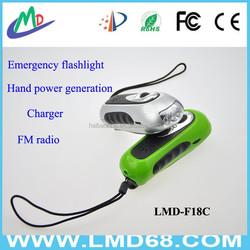 Emergency Light, Rechargeable Led Torch Flashlight LMD-F18C