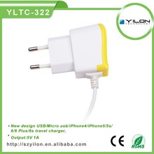 for iphone/samsung oem service high efficiency power wall charger